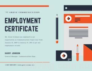 employmentXcert