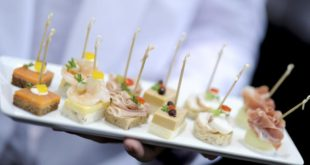 Doctors have raised the issue of toothpicks as food for thought for party planners