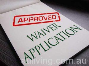 8503-waiver-application