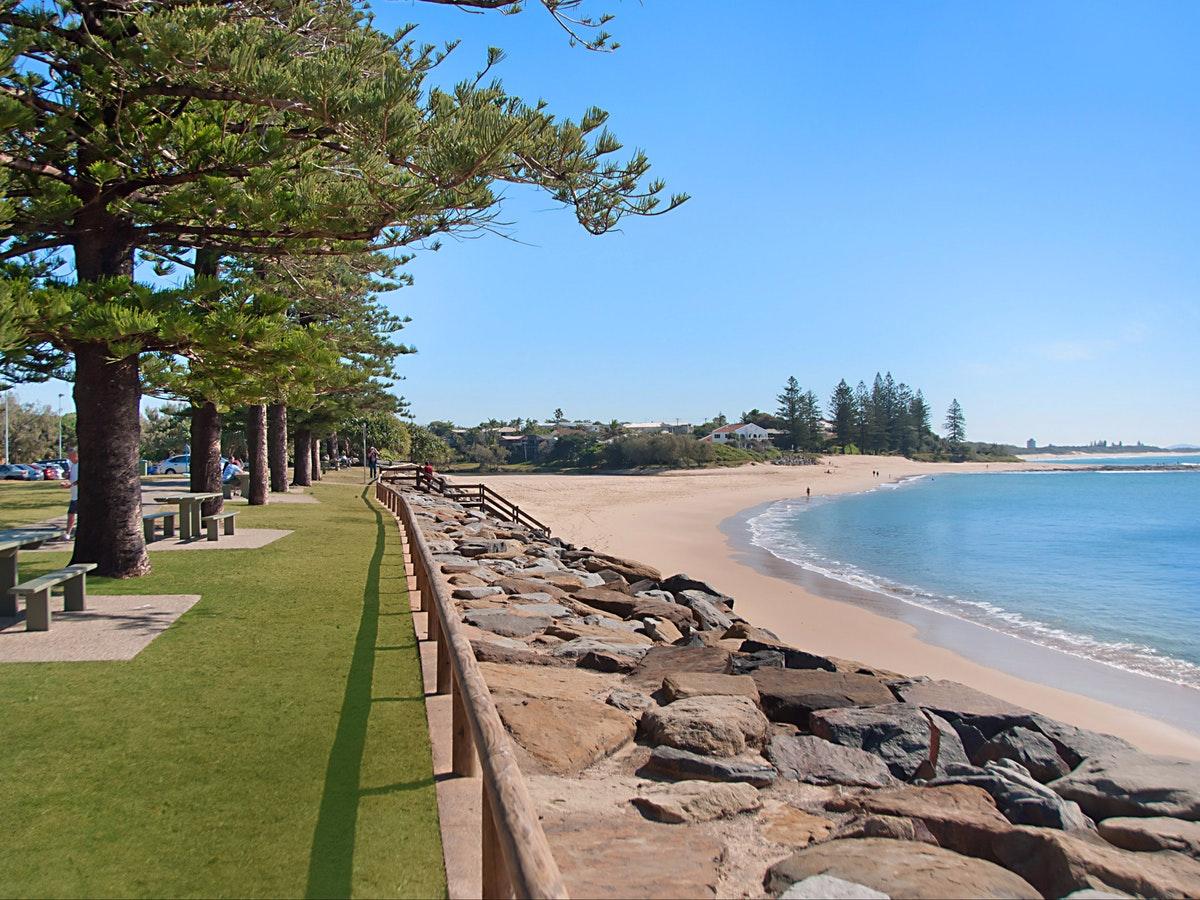 澳洲昆士蘭6個你絕對不知道的海灘秘境