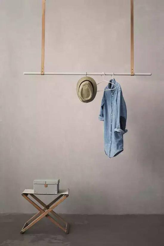 挂壁式衣帽架