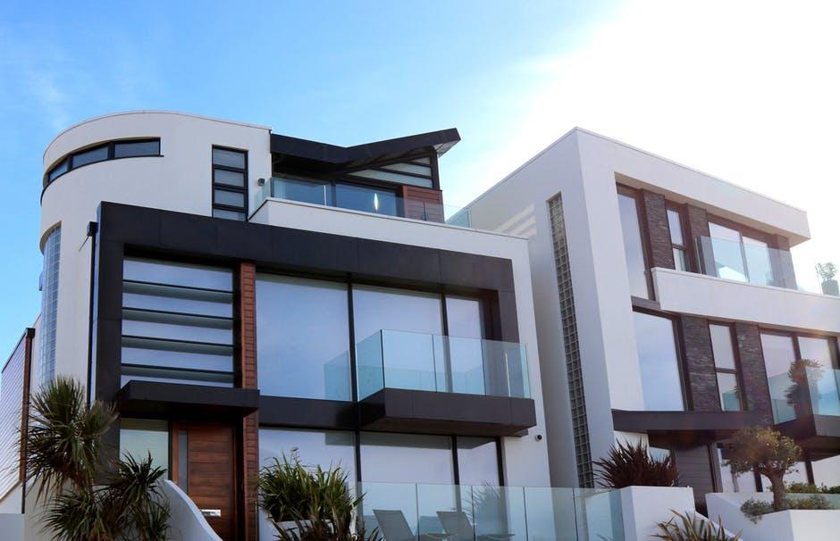 Modern Building Against Sky