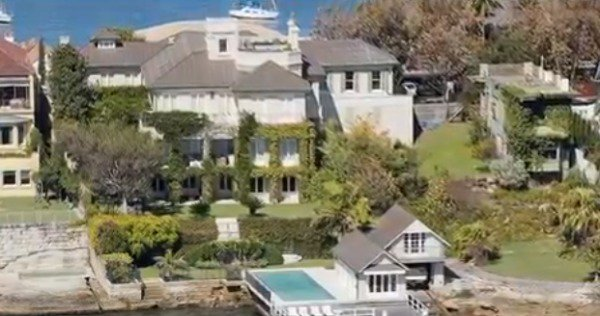豪!澳洲5大最贵豪宅 3个被华人买下(图)