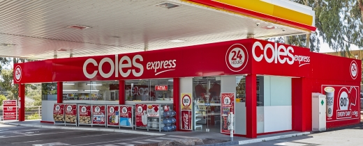 Image result for Coles Express