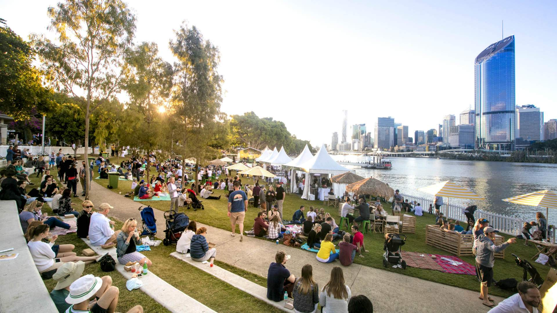 Image result for Gigs and Picnics in City Botanic Gardens