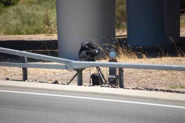 新州政府拟取消所有测速摄像头警告牌。(图片来源:DBZ2313/Wikipedia)