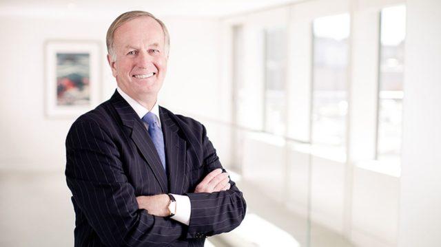 美國駐澳大使Arthur B Culvahouse Jr。(悉尼大學美國研究中心官網)