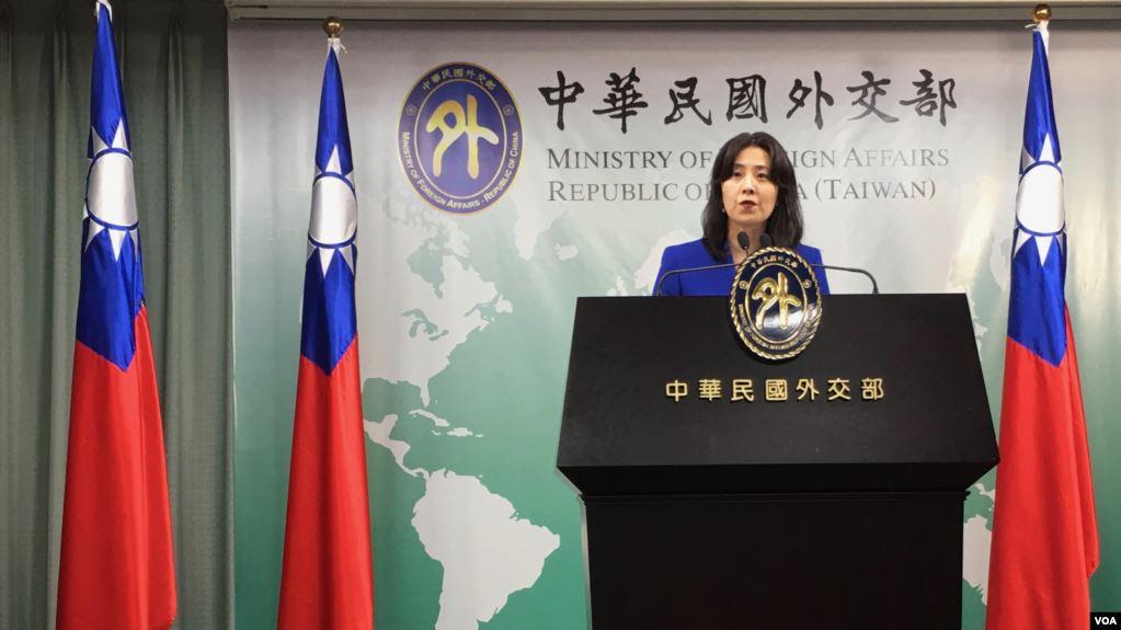 台灣外交部發言人歐江安