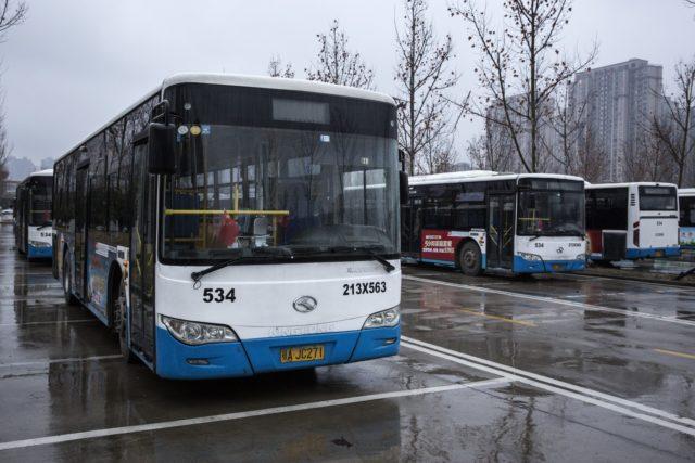 武汉海陆空所有运输与交通都陷入停摆(图片来源:Getty Images)