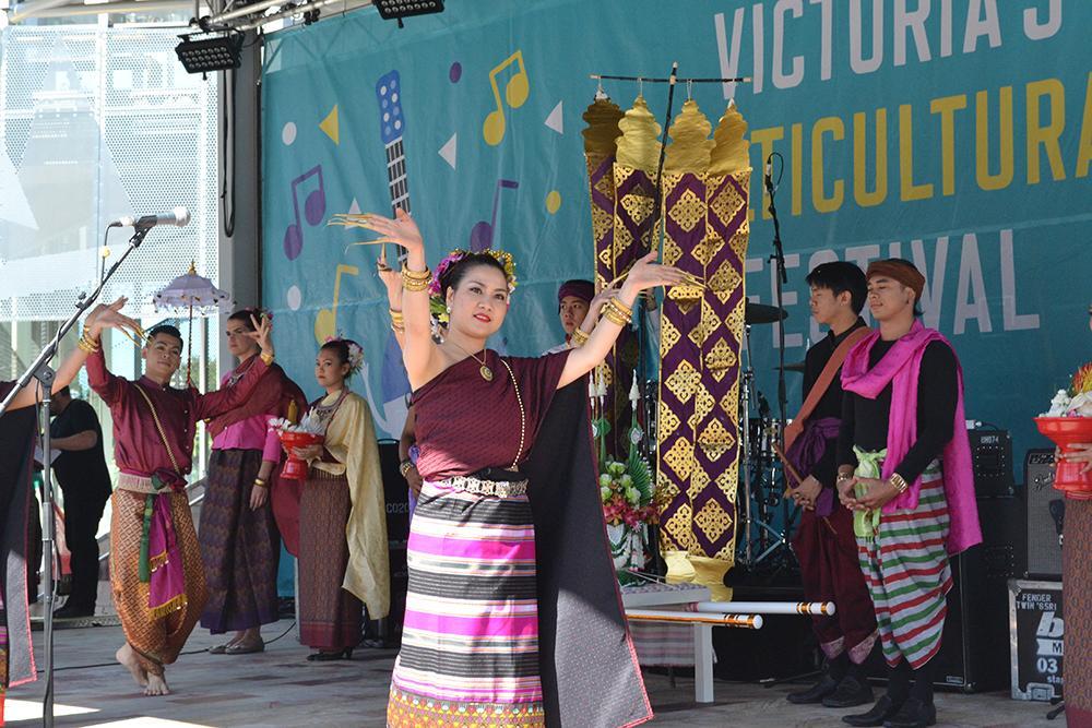 维多利亚多元文化节