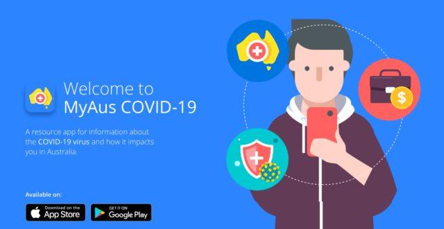 MYAUS COVID19手机软件
