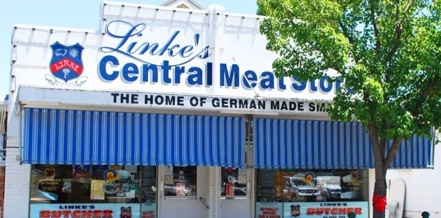 Linke』s Central Meat Store