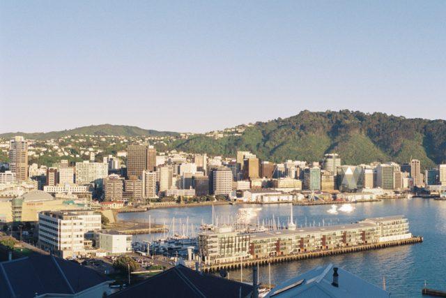 新西兰首都惠灵顿
