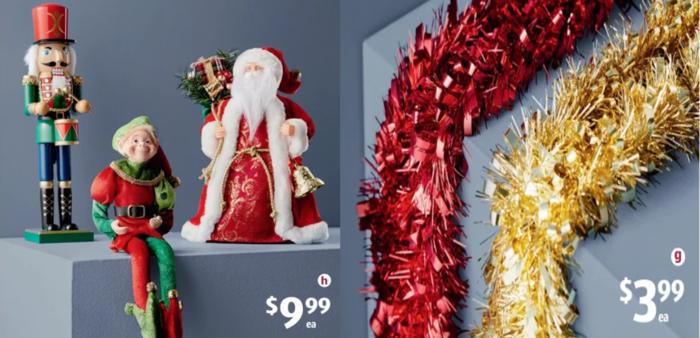 Aldi推多款聖誕特賣品