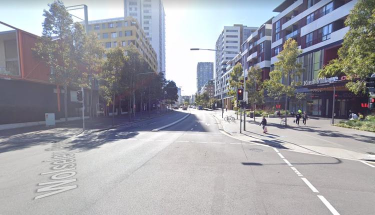 悉尼华人区发生严重车祸