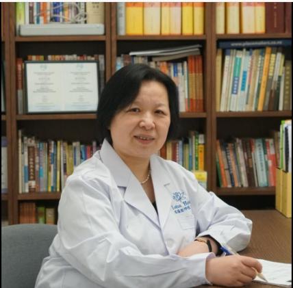 莲福堂中医简介 井妍萍(图片来源:客户供图)