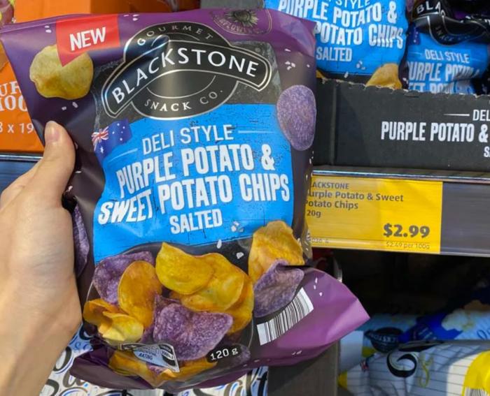 Blackstone紫薯&紅薯片