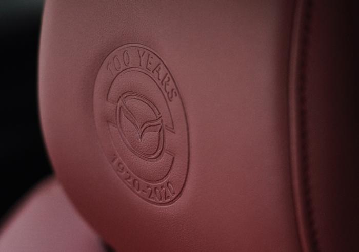 马自达推MX-5一百周年纪念车款