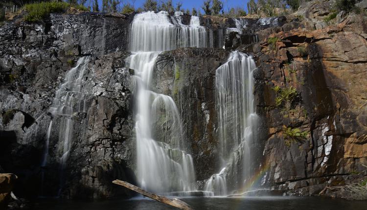 麦肯齐瀑布MacKenzie Falls
