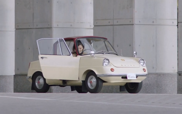 马自达R360 Coupe