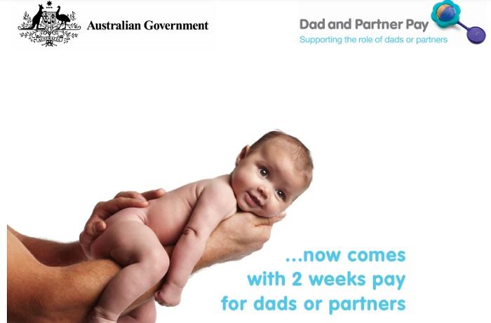 爸爸补贴 Dad and Partner Pay