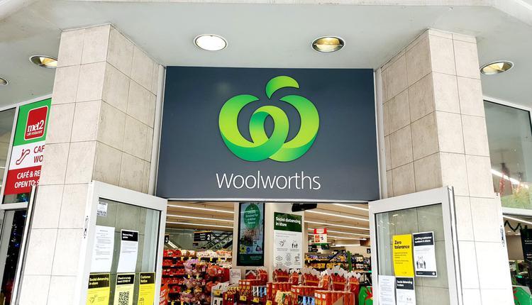 Woolworths門店