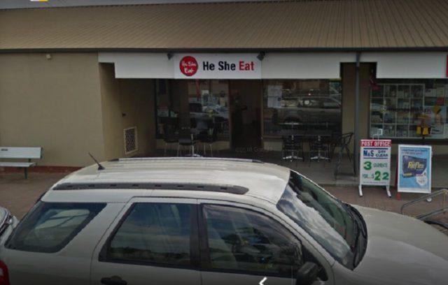布里斯本市中心的He She Eat香港餐廳