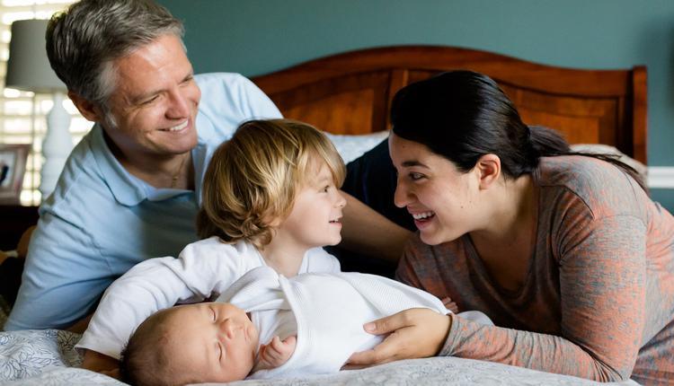 父母与小孩