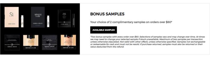 【Giorgio Armani】阿瑪尼最新送正裝唇釉及7件套禮包活動