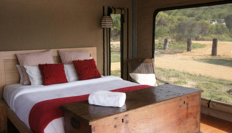 Pebble Point Glamping