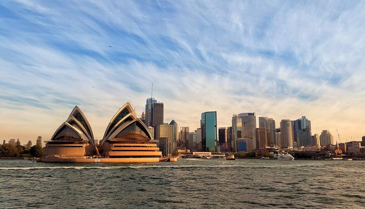 悉尼,悉尼歌劇院