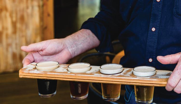 美景环区酿酒厂(Scenic Rim Brewery)