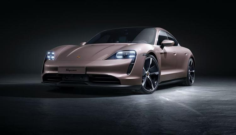 Porsche Taycan 入門版