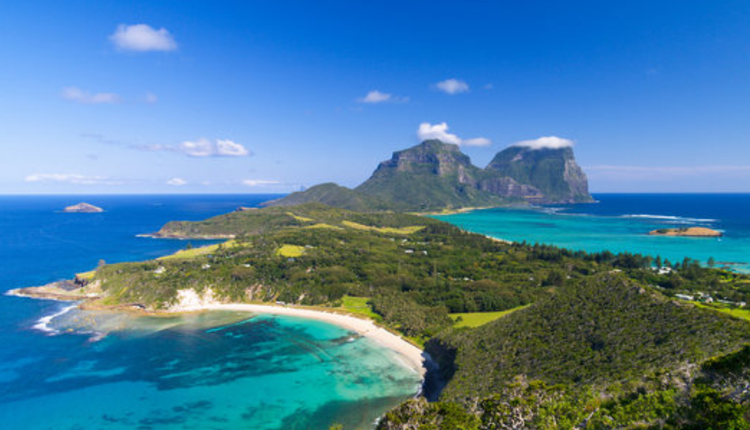 豪勋爵岛(Lord Howe Island)