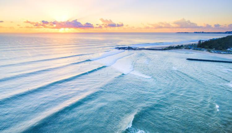 可伦宾海滩
