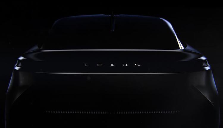 科技感十足!LEXUS公布新款电动车预告图