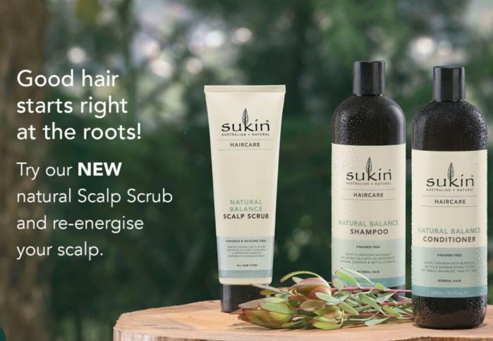 来自澳洲的苏芊天然有机无硅油洗发水主打纯天然无添加