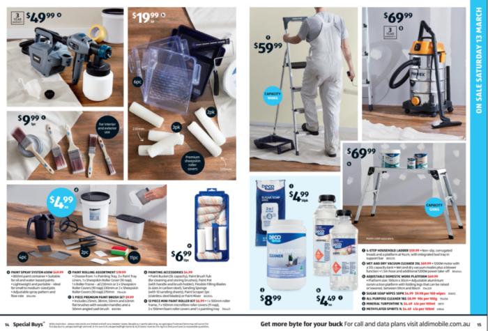 Aldi「廚房升級」(Kitchen Upgrade)系列優惠商品