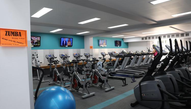 Healthways健身房