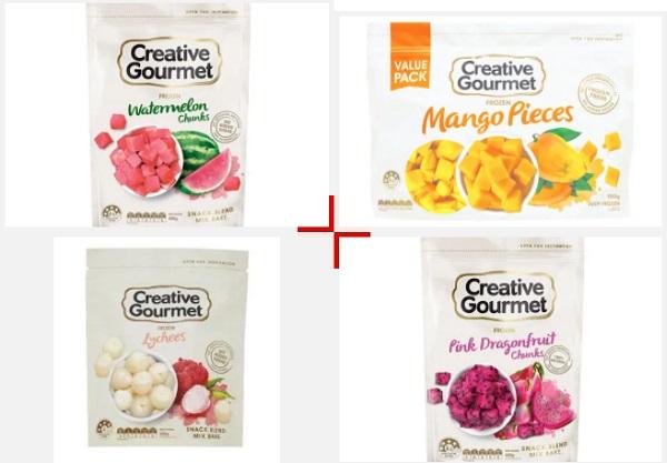 Creative Gourmet的產品
