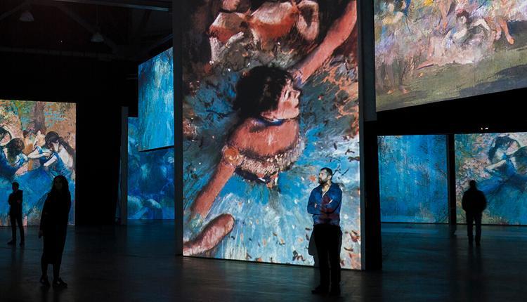 「莫奈和朋友」(Monet & Friends )