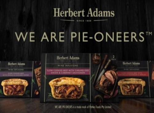 Herbert Adams肉派
