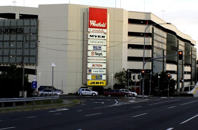 Westfield Carindale Shopping Centre
