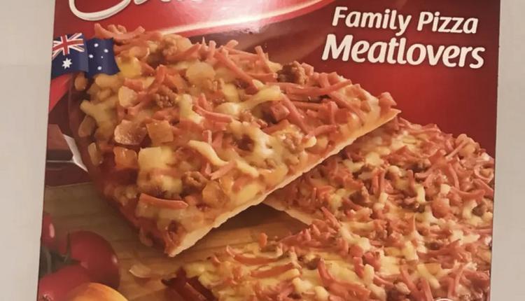 Cuisine 的披薩。