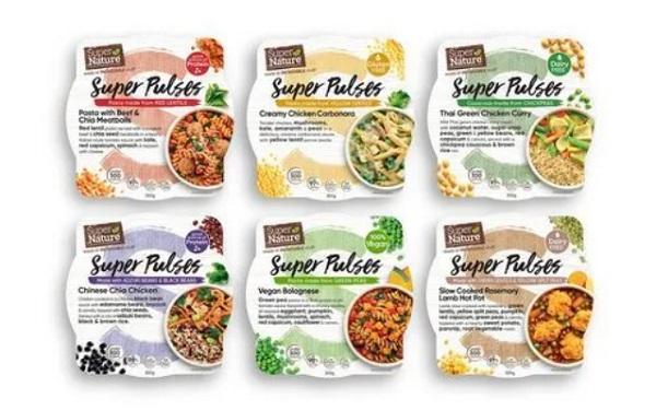 Super Nature Super Pulses的Meal Bowl