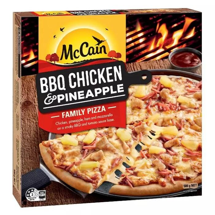 McCain的披萨