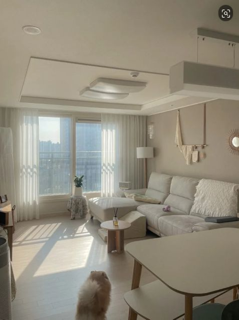 韓國夫婦卧室分床睡 混搭風新房簡約溫馨