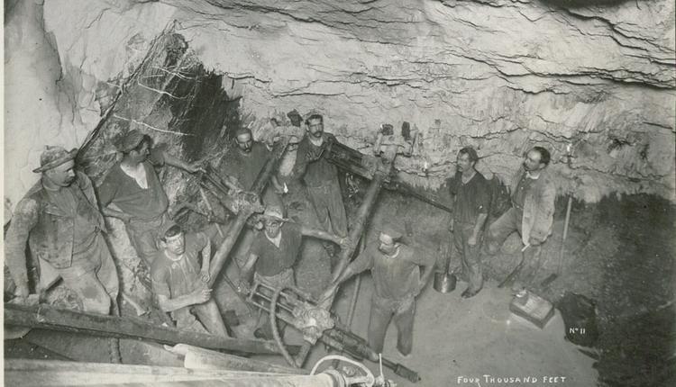 維州Wahalla,淘金,金礦