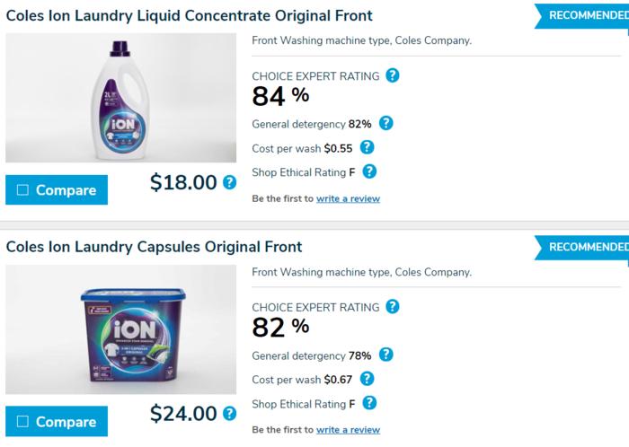 澳洲专家测评130种洗衣产品