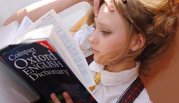 英语字典,女孩,英语